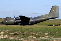 Transall C-160D Germany Air Force 51+10
