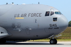 McDonnell Douglas C-17A Globemaster III US Air Force 05-5145