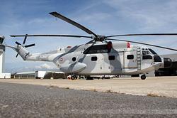 Sud-Aviation SA321G Super Frelon Marine Nationale 162