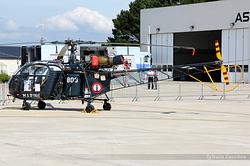 SNCASE SE 3130 Alouette II Marine Nationale 809
