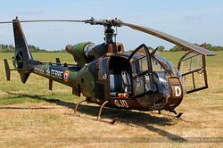 Aérospatiale SA-342M Gazelle Armée de Terre 3529 / GJDOC / F-MGJD