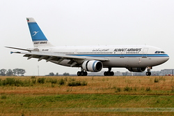 Airbus A300B4-605R Kuwait Airways 9K-AMB