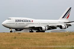 Boeing 747-428 Air France F-GITE
