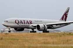 Boeing 777-FDZ Qatar Airways Cargo A7-BFE