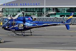 Aérospatiale AS-350 BA Ecureuil Hélicoptères de France (HDF) F-GKMB