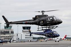 Aérospatiale AS-350 BA Ecureuil Azur Hélicoptère F-GIJP