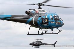 Aérospatiale AS-350B2 Ecureuil Mont Blanc Hélicoptères F-GJJH