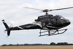 Aérospatiale AS-350 BA Ecureuil Héli Evénements F-GCTO
