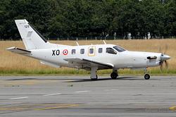 Socata TBM-700A Armée de l'Air 125 / XO / F-RAXO