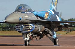 General Dynamics F-16CJ Fighting Falcon Greece Air Force 523