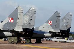 Mikoyan-Gurevich MiG-29A Poland Air Force