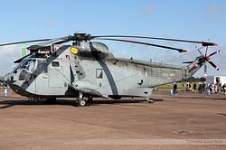 Westland Sea King ASaC.7 Royal Navy XV697
