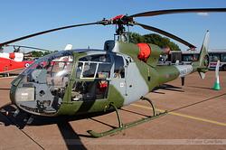 Aerospatiale SA-341C Gazelle HT2 Royal Marines XX436