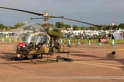 Westland Sioux AH.1 Royal Army XT131
