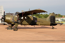De Havilland Canada DHC-2 Beaver Royal Army XP820