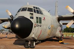 Lockheed C-130H Hercules Belgium Air Force CH-12