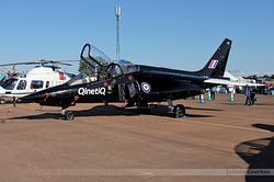 Dassault Alpha Jet A Royal Air Force ZJ649