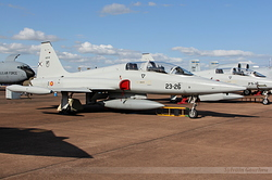 Northrop SF-5M Tiger Spain Air Force AE.9-018 / 23-26