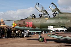 Sukhoi Su-22UM-3K Poland Air Force 310