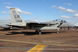 McDonnell Douglas F-15D Eagle US Air Force 84-0044 / LN
