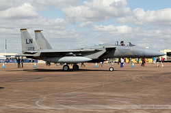McDonnell Douglas F-15C Eagle US Air Force 86-0172 / LN