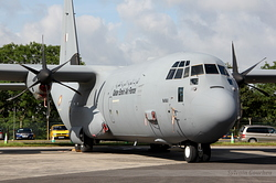 Lockheed C-130J-30 Hercules Qatar Emiri Air Force 212 / MAI