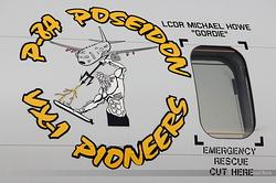Boeing P-8A Poseidon US Navy 167956 / JA