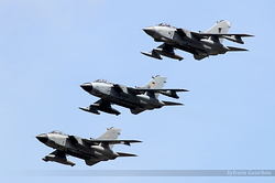 Formation Tornado RAF, GAF & IAF