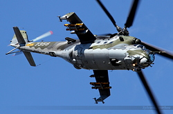 Mil Mi-24V Czech Republic Air Force 7356
