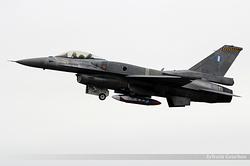 General Dynamics F-16CJ Fighting Falcon Greece Air Force 536