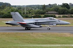 McDonnell Douglas F-18C Hornet Finland Air Force HN-424 / 1421