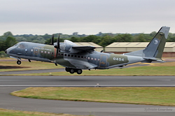 Casa C-295M Czech Republic Air Force 0454