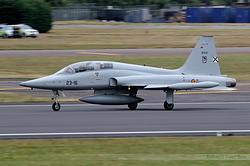 Northrop SF-5M Tiger Spain Air Force AE.9-027 / 23-16