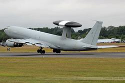 Boeing E-3D Sentry Royal Air Force ZH101