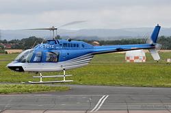 Bell 206B JetRanger III G-TOYZ