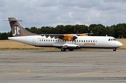 ATR-72-500 Jet Time OY-JZY