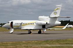 Dassault Falcon 2000EX M-TINK