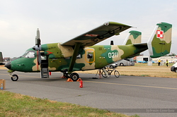 PZL-Mielec M-28B Bryza Poland Air Force 0211