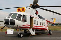 Mil Mi-8S Poland Air Force 634