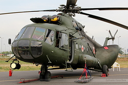 Mil Mi-8T Poland Army 606