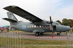 Let L-410UVP Turbolet Lithuanian Air Force 01