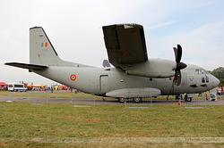 Alenia C-27J Spartan Romania Air Force 2705