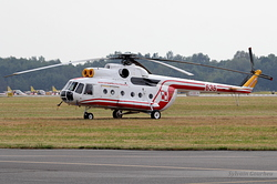 Mil Mi-8T Poland Air Force 636