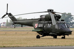 PZL-Swidnik W-3WA Sokol Poland Army 0910
