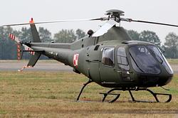 PZL-Swidnik SW-4 Puszczyk Poland Air Force 6604