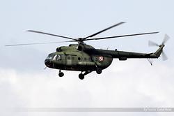 Mil Mi-8T Poland Army 653