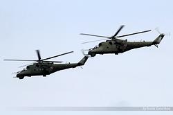Mil Mi-24V Poland Army 272 & 174