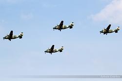 PZL-Mielec M-28B Bryza Poland Air Force 0218, 0219, 0220 & 0223