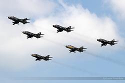 Sukhoi Su-22 Poland Air Force 508, 3817, 3612, 8816, 707 & 3713