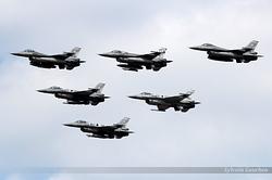 General Dynamics F-16C/D-52CF Fighting Falcon Poland Air Force 4043, 4084, 4048, 4049, 4041 & 4060